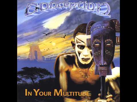CONCEPTION -In Your Multitude (Full Album)