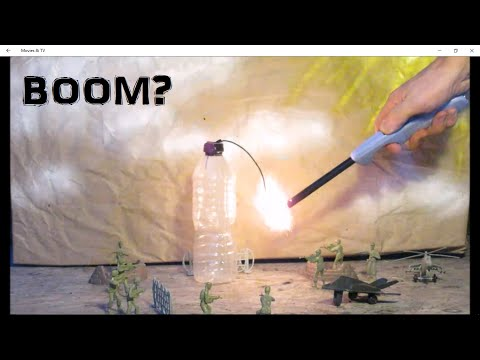Is HHO Gas Explosive??? (hydrogen And Oxygen Gas Made From Water) HHO Fuel Cell