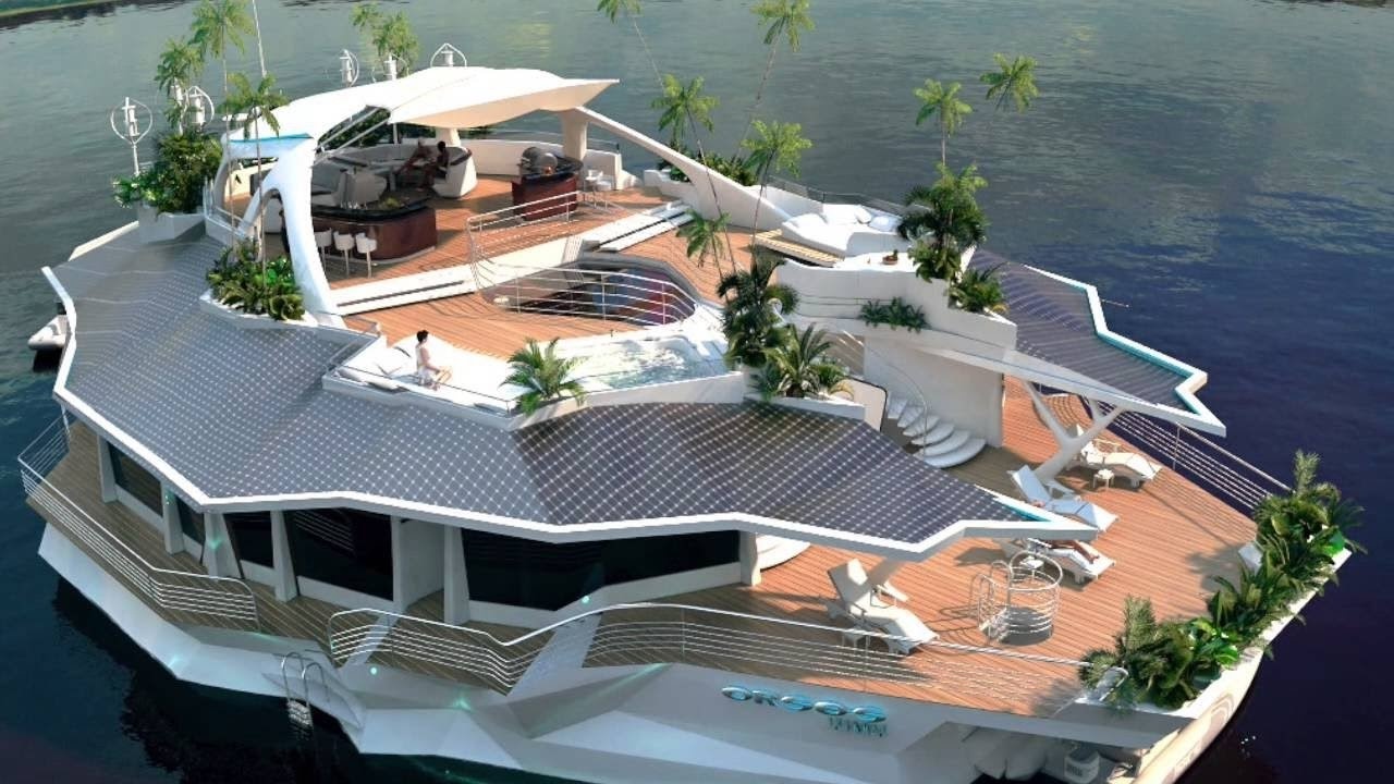 Tropical Island Paradise by Yacht Island Designs, Full