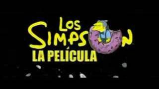 Trailer pelicula SIMPSONS