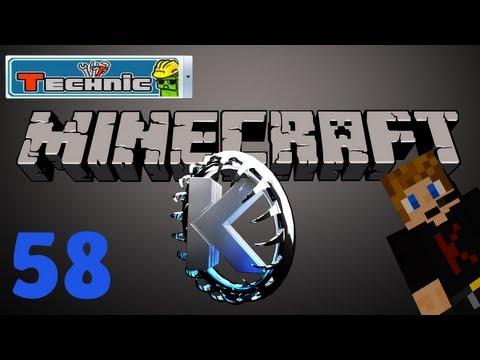 Minecraft Technic Let's Play (Season 5) - Part 58: Mixed metal ingots