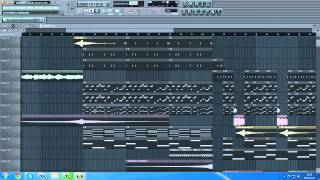 Hardwell feat. Amba Shepherd - Apollo (FL Studio edit + FLP)