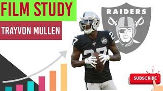 Film Study: Trayvon Mullen Impressive First NFL start