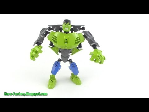 LEGO Marvel Super Heroes: HULK reviewed - YouTube