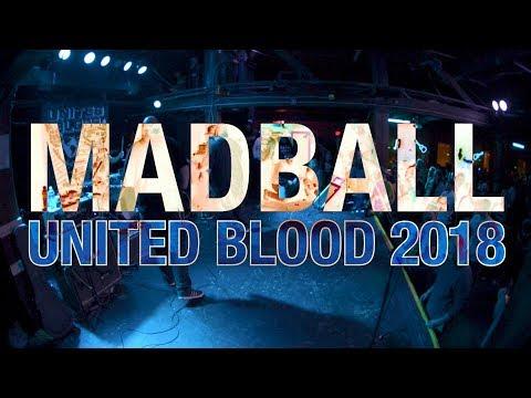 Madball (Full Set) at United Blood 2018 | Richmond, VA