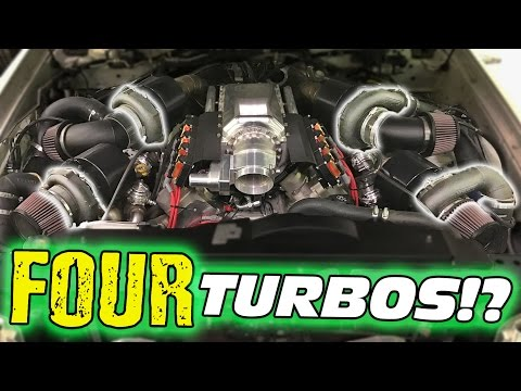 The Ultimate Sleeper 3 000hp In An Suv Youtube