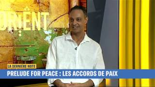 PRELUDE for PEACE on i24NEWS en Francais