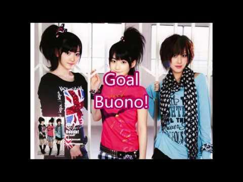 Buono!-ゴール (Goal) Romaji + English Lyrics