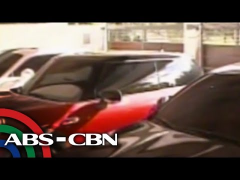 Coco Martin shows off his favorite cars
