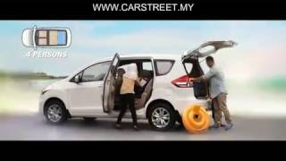 Proton Ertiga 2016 - (Product Video)