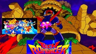 Tech Romancer - Arcade Mech Battle Game (Capcom 1998)