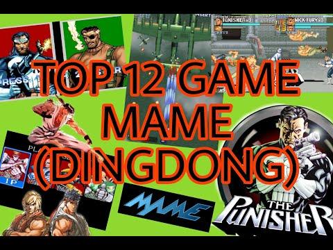Top 12 Game MAME (Dingdong), Nostalgia Game Jadul