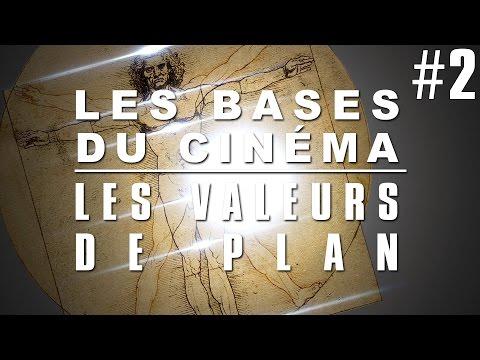 Les Bases du Cinéma #2 - Les Valeurs de Plan