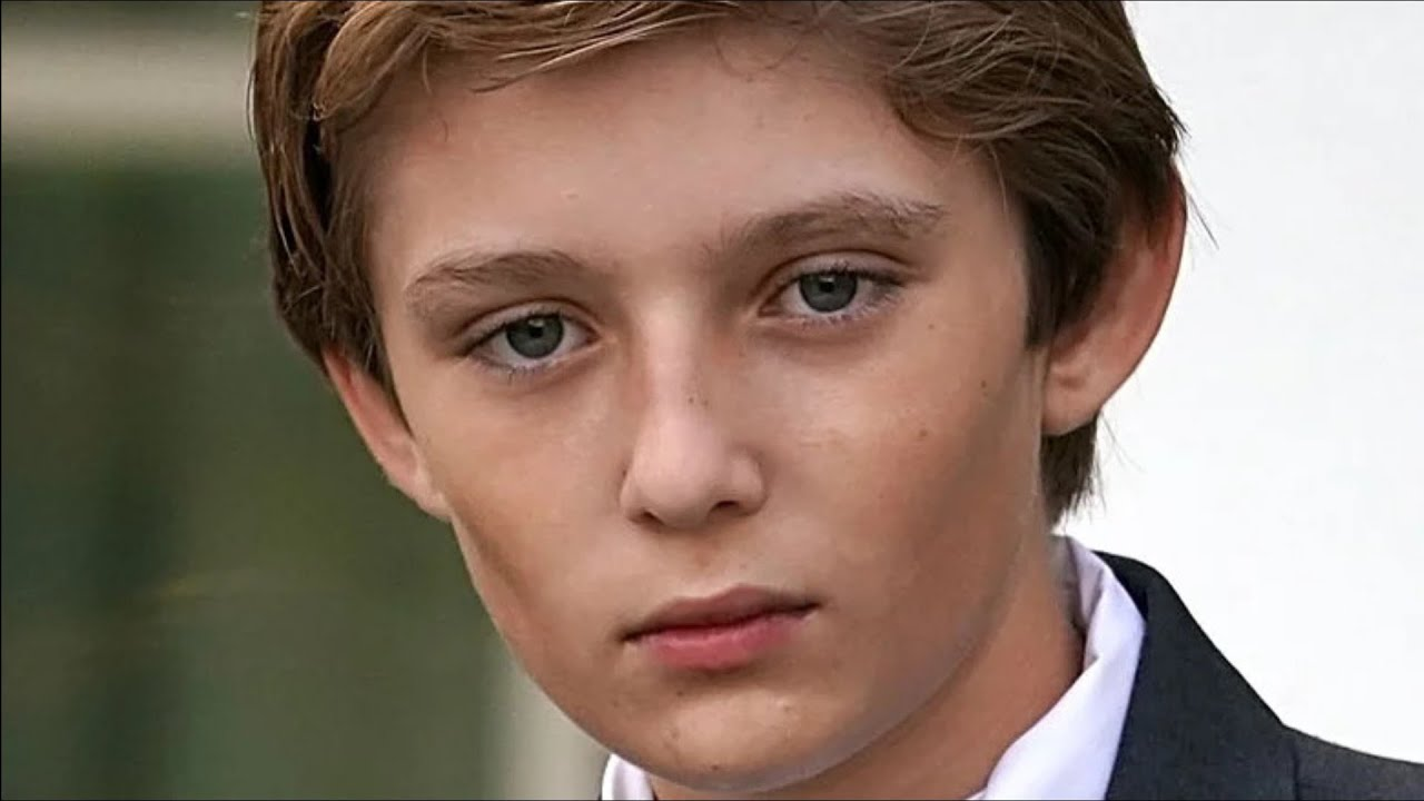 Here's Where Barron Trump Is Going To High School
