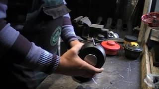 Обзор самонаматывающихся катушек, шпуль для мотокос. Как правильно наматывать леску.