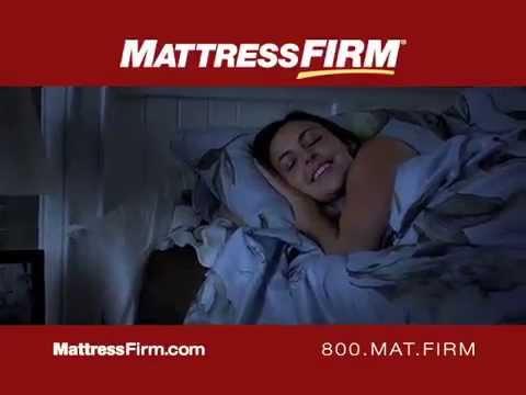 mattress firm ad. Mattress Firm Commercial Ad