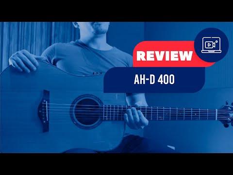 Review J Whte - AH-D400