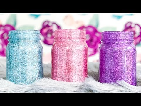 LIVE: Glitter Jars- NO EPOXY