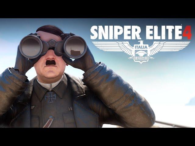 Sniper Elite 4 Video 2