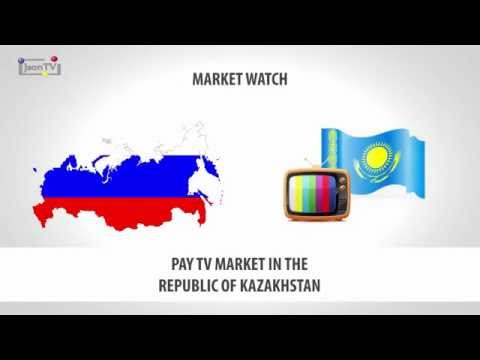 J'son & Partners Consulting - Pay TV Market in the Republic of Kazakhstan
