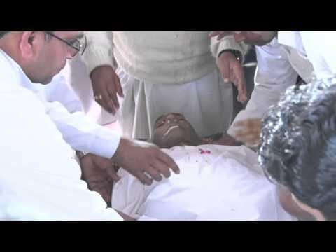 Funeral of Great Om Prakash Bhai Ji  Part-2