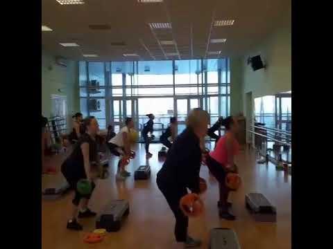 Территория Здорового Образа Жизни студия фитнеса   упражнения для похудения