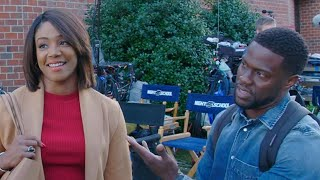 'Night School' Stars Kevin Hart and Tiffany Haddish on Their Long Friendship From Before They Wer…