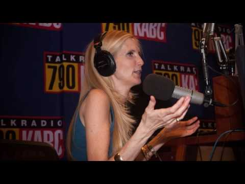 Ann Coulter on KSFO Morning Show (2/10/2017)
