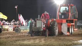 8500LB ALTERED FARM 10MPH 2016 MATT CALLAND TRUCK AND TRACTOR PULL MAY 21, 2016