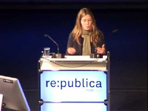 re:publica 2010 - Lucie Morillon - Internet Censorship Worldwide on YouTube