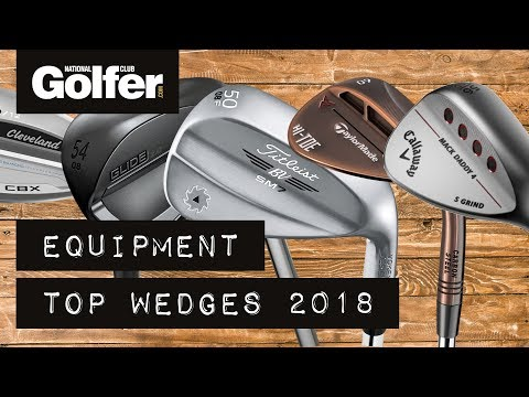 The best golf wedges 2018 - 10 models tested