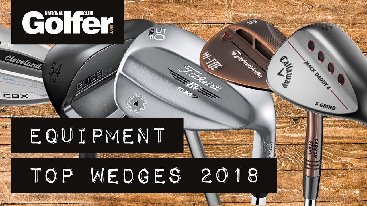 76ec17f5017c The best golf wedges 2018 - 10 models tested. National Club Golfer