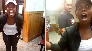 Veteran Responds After Customer Screams About His Service Dog in Restaurant