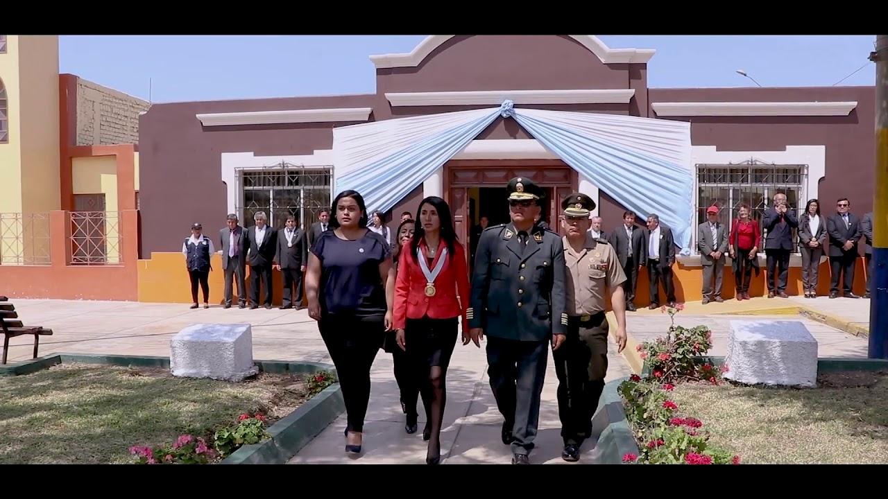 ASÍ INICIARON ACTIVIDADES CONMEMORATIVAS AL 101° ANIVERSARIO DE CREACIÓN POLÍTICA DE HUALMAY.