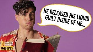 @AnthonyPadilla Reads Erotic Fan Fiction About Himself
