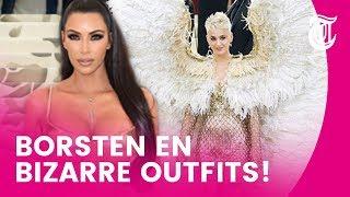 Borsten en bizarre outfits op Met Gala