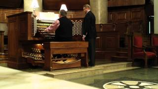 Selections from Partita, Sei Gegrußett, Jesu gütig by J. S. Bach