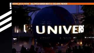 "E! News Asia Now ""Halloween Horror Nights® 5"" Exclusive Preview"