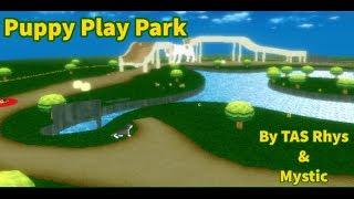 MKWii Custom Tracks - Puppy Play Park v1.0 by TAS Rhys and Mystic