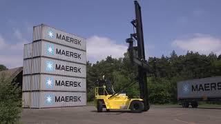 Hyster Boş Konteyner Taşıyıcı İstifleyici Forklift - Arya Makina