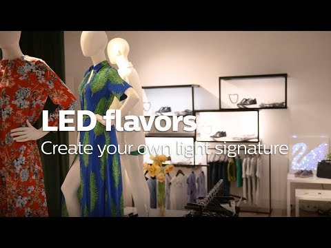 Philips LED Flavors - Create your own light signature