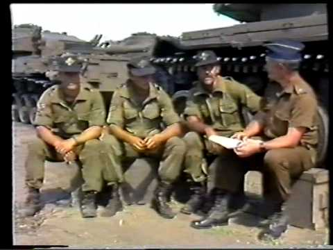 SADF Staff College – Operation Packer 1988 - Demobilisation phase.