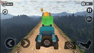 Impossible Hill Car Drive 2019 - Stunts Car Racing Games - Android Gameplay FHD