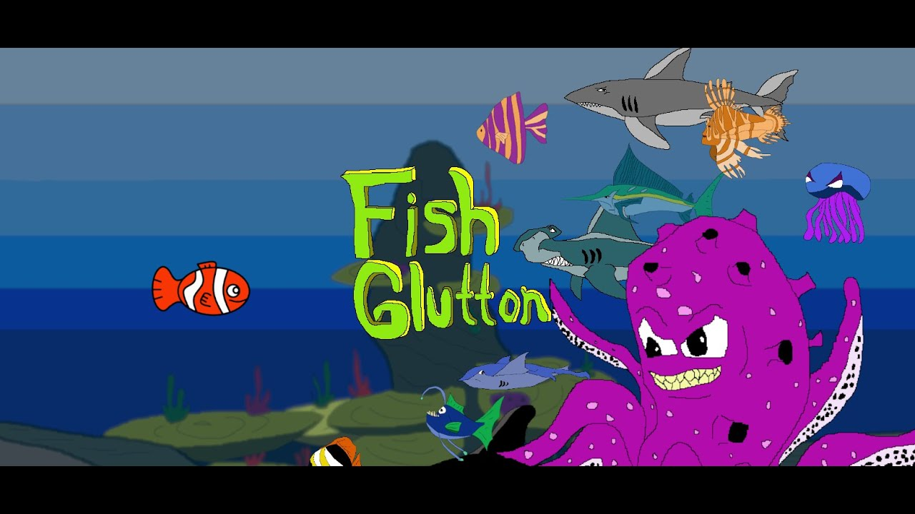 Fish Glutton now available on PC @ Steam