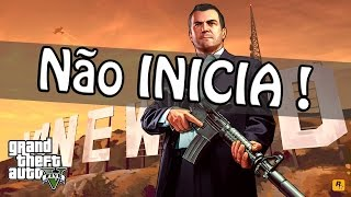 GTA-V ERRO EM NOTEBOOKS ! COMO RESOLVER!