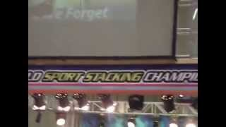 ANZAC Day Video - 2014 World Sport Stacking Championships