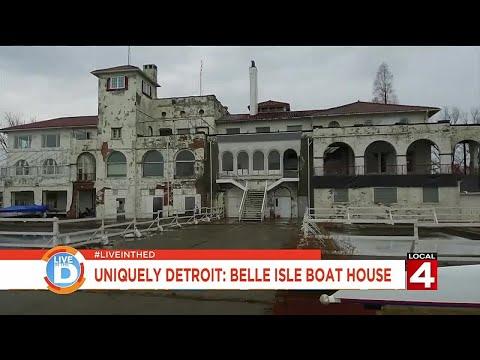 Uniquely Detroit - Belle Isle Boat House