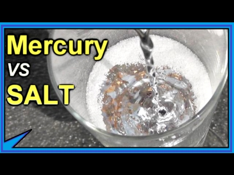MERCURY vs SALT  -  Defies ALL LOGIC