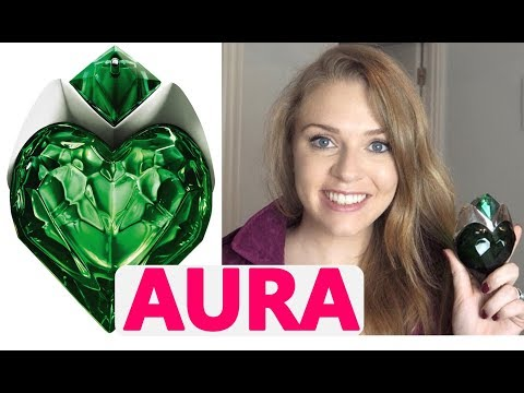 AURA BY THIERRY MUGLER | Fragrance Launch, Unboxing & First Impressions