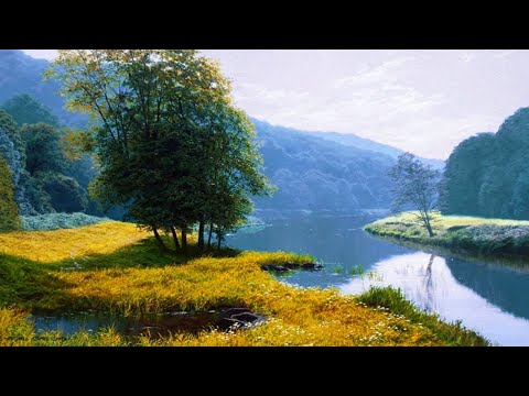 Художник - гиперреалист Майкл Джеймс Смит (Michael James Smith) и его чудесные пейзажи